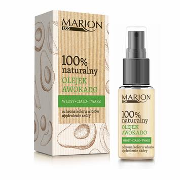 "Marion Eco Olejek awokado 100% naturalny 25ml"""