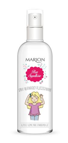 """Marion Mała Stylistka Spray ułatwiający rozczesywanie dla dziewczynek  120ml"""""""