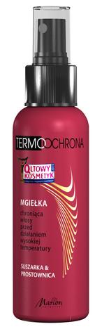 Marion Termoochrona MGIEŁKA chroniąca włosy przed wysokimi temperaturami 130 ml