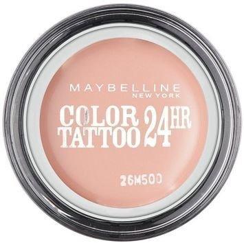 Maybelline Color Tattoo CREAMY MATTES matowy cień do powiek w kremie 91 Creme De Rose 4 ml