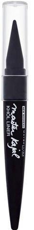 Maybelline Master Kajal Eyeliner pitch black 2g
