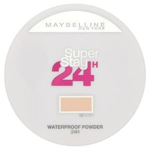 Maybelline Super Stay 24 Longwear Matte Powder Waterproof puder matujący 10 Ivory 9g