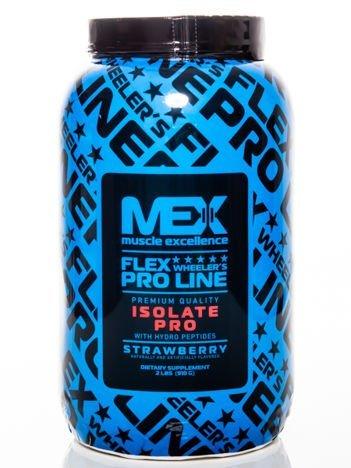 Mex - Odżywka białkowa Iso - 908g Vanilla