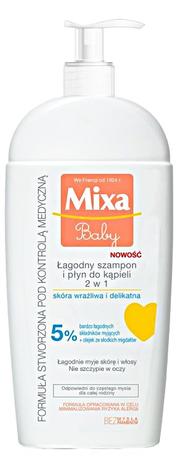 """Mixa Baby Żel lipidowy do mycia ciała i włosów 250ml"""""""