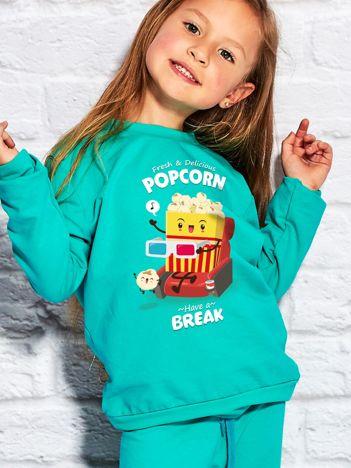 Morska bluza dziecięca POPCORN