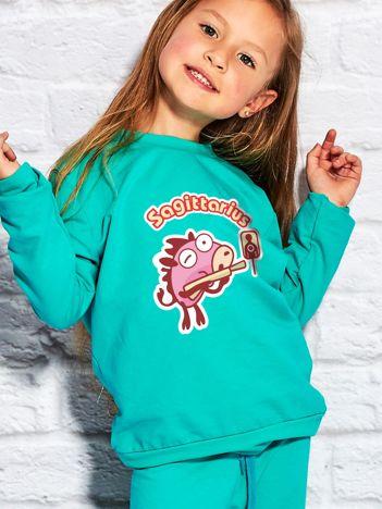 Morska bluza dziecięca znak zodiaku STRZELEC