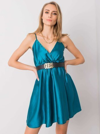 Morska sukienka Audrey OCH BELLA