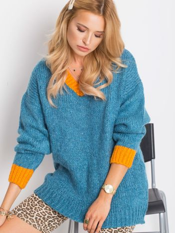 Morski sweter Drive
