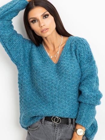 Morski sweter Lively