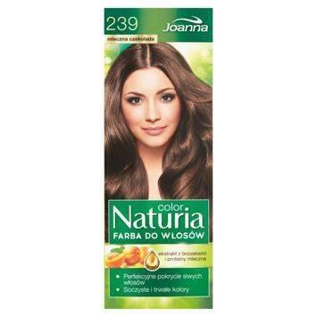 NATURIA COLOR Farba Mleczna czekolada (239)