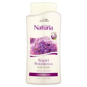 NATURIA Kąpiel solankowa Bez 500 ml