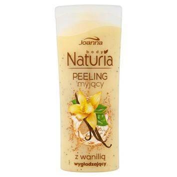 NATURIA Peeling  myjący z wanilią  100g