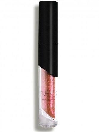 NEO Make Up BŁYSZCZYK DO UST METALICZNY Mettalic Cream Lip Gloss 07 Milan 6,5 ml