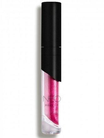 NEO Make Up BŁYSZCZYK DO UST METALICZNY Mettalic Cream Lip Gloss 09 Moscow 6,5 ml