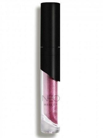 NEO Make Up BŁYSZCZYK DO UST METALICZNY Mettalic Cream Lip Gloss 10 Barcelona 6,5 ml