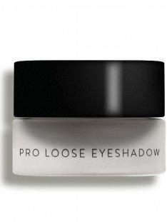 NEO Make Up CIENIE SYPKIE MATOWE Pro Loose Eyeshadow 07 Matte deep black 1g