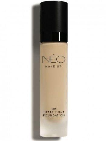 NEO Make Up PODKŁAD NAWILŻAJĄCY HD Ultra Light Foundation 02 35 ml