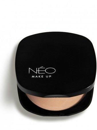 NEO Make Up PUDER PRASOWANY Pro Skin Matte 02 8g