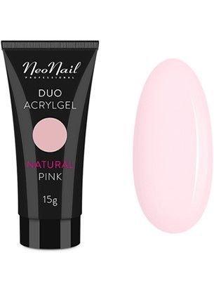 NeoNail DUO ACRYLGEL NATURAL PINK 15 g