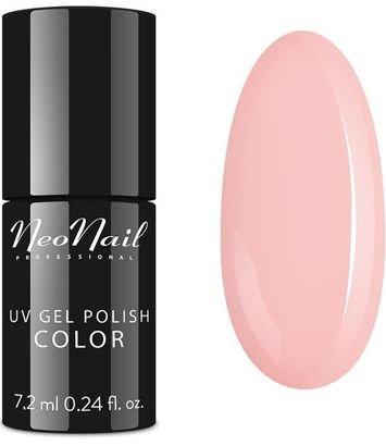 NeoNail Lakier Hybrydowy 3205 - Light Peach 7,2 ml