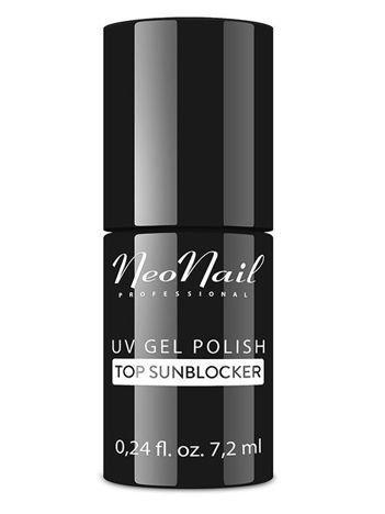 NeoNail Lakier Hybrydowy 7,2 ml 6354 TOP SUNBLOCKER