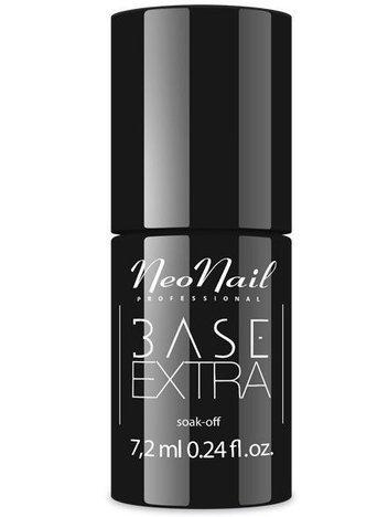 NeoNail Samopoziomująca baza hybrydowa BASE EXTRA 7,2 ml