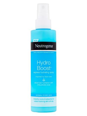Neutrogena Hydro Boost Ekspresowy Spray nawilżający do ciała 200 ml