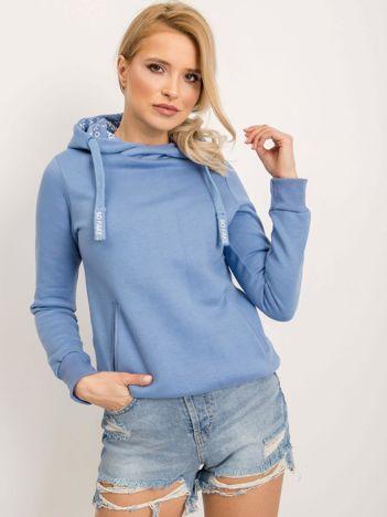Niebieska bluza Daisy
