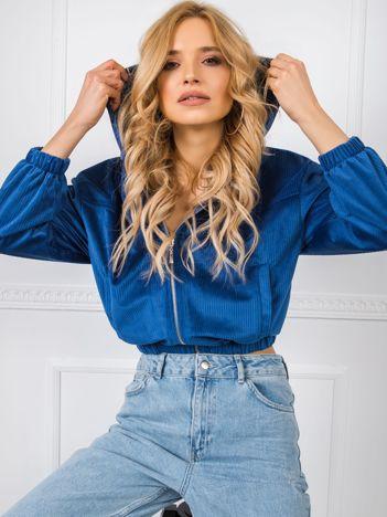 Niebieska bluza Ginevra RUE PARIS