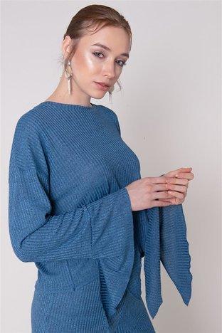 Niebieska bluzka BSL