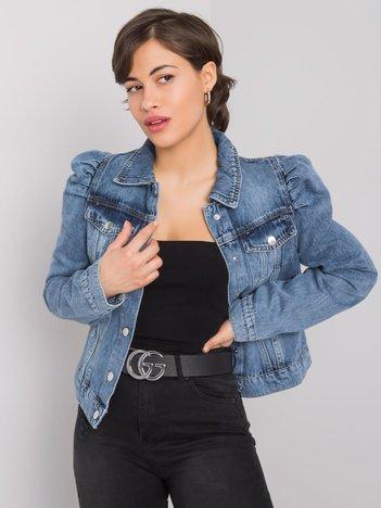 Niebieska kurtka jeansowa Jadis RUE PARIS