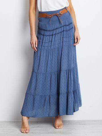 Niebieska spódnica Others