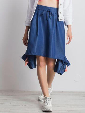 Niebieska spódnica Sierra