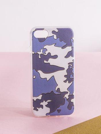 Niebieskie etui na telefon iPhone 7