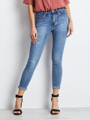 Niebieskie jeansy Foxtrot