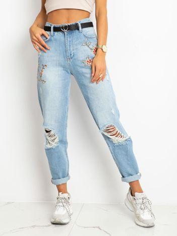 Niebieskie jeansy Melody