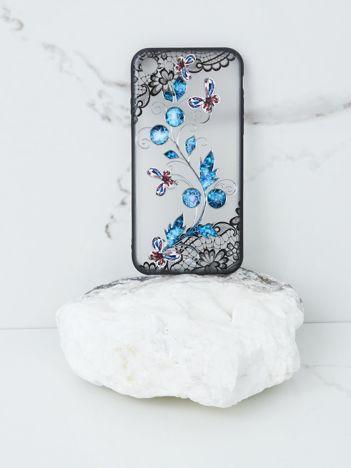 Niebiesko-czarne etui do iPhone 6 Plus