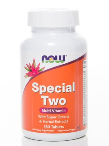 Now - Multiwitamina Special Two - 180 tabl.