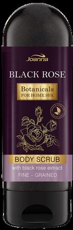 Nowość! JOANNA BOTANICALS FOR HOME SPA Peeling do ciała Czarna róża 200g