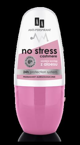 OCEANIC AA DEO ANTI-PERSPIRANT Dezodorant Multifunctional 8in1 No Stress Cashmere 24 h 50 ml