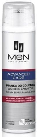 OCEANIC AA MEN ADVANCED CARE Pianka do golenia twardego zarostu 250 ml