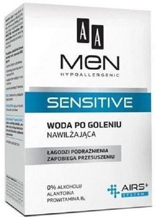 OCEANIC AA MEN Sensitive Woda po goleniu nawilżająca 100 ml