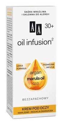 OCEANIC AA OIL INFUSION² 30+ Krem pod oczy nawilżenie + redukcja zmarszczek 15 ml