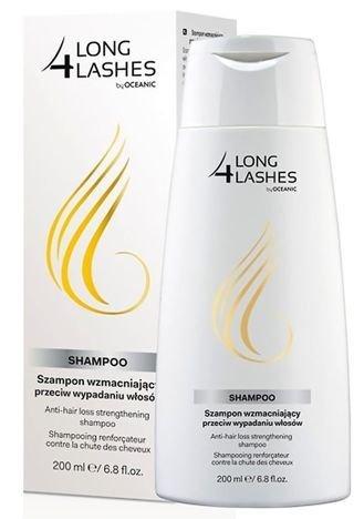 OCEANIC Long4Lashes Szampon wzmacniający przeciw wypadaniu włosów 200 ml
