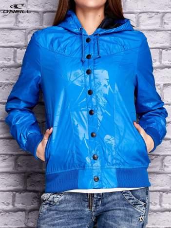 O'NEILL Niebieska kurtka z kapturem