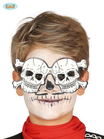 Okulary czaszki