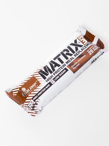 Olimp Baton Matrix - 60 g double chocolate