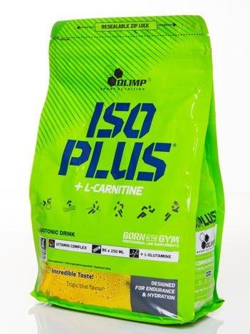 Olimp Napój Iso Plus Powder - 1500g orange