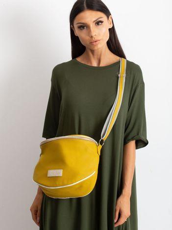 Oliwkowa torebka damska