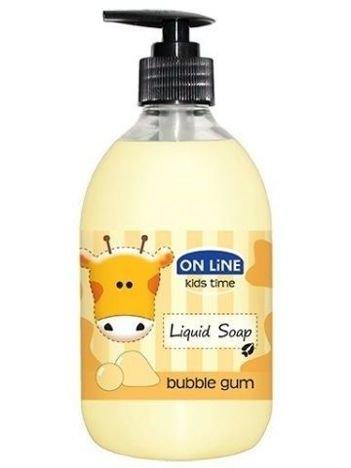 On Line Kids Time Mydło w płynie Guma balonowa 500 ml